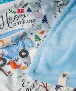 Topla dekica - Camping