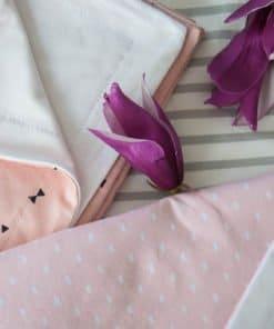 Pamucna dekica - Pink