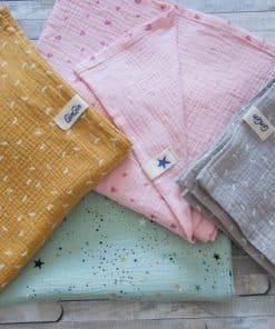 Tetra pokrivač - Zeleni sa zvjezdicama