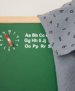 Tetra pokrivač - Sivi sa brojevima
