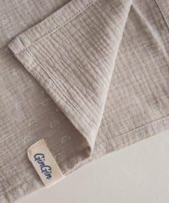 Tetra pokrivač - Smeđi sa stopicama