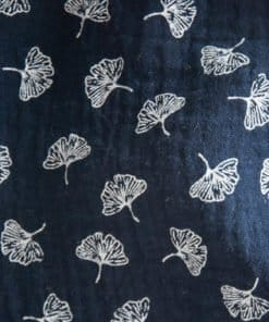 Tetra pokrivac - Plavi sa listovima