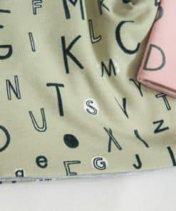 Pamucna kapa Alphabet