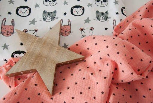 Tetra pokrivac Rozi sa zvjezdicama