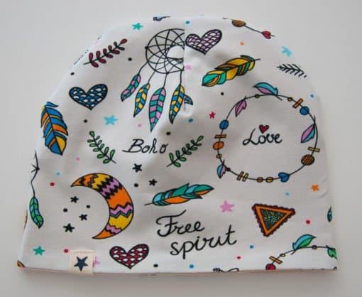 Pamučna kapa - Boho