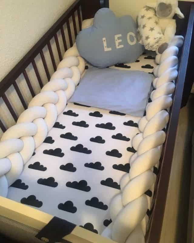 Leo spava na oblacicima